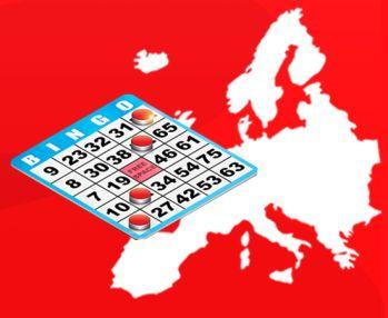 Første spill i Europa