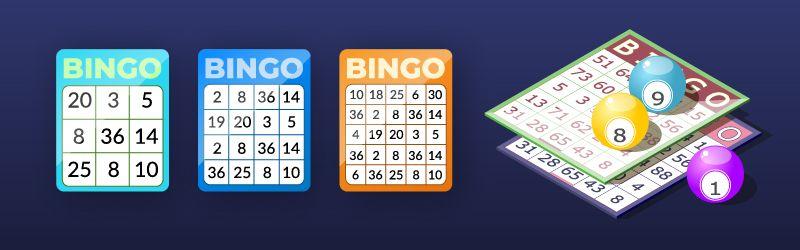 Bingo - hovedregler