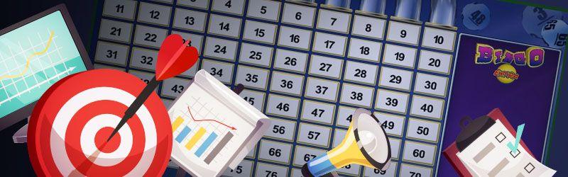 Strategier i bingo som kan hjelpe deg