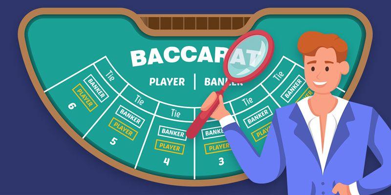 Viktigste regler i online baccarat