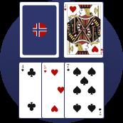 Blackjack - stå med en hard