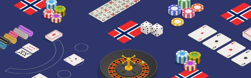 Tips for å velge det beste online casino i Norge