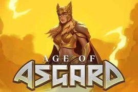 Fakta om spilleautomaten Age of Asgard