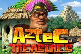 Fakta om spilleautomaten Aztec Treasures