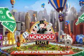 Kort fakta om spillet Monopoly Live