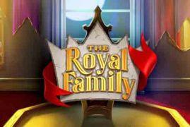 Royal Family spilleautomat på nett fra Yggdrasil