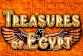 Treasures of Egypt Merkur