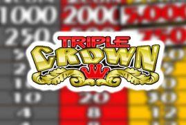 Fakta om spilleautomaten Tripple Crown